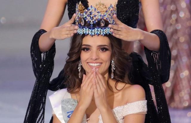 Người đẹp Mexico đăng quang quang ngôi vị Hoa hậu Thế giới - Miss World 2018