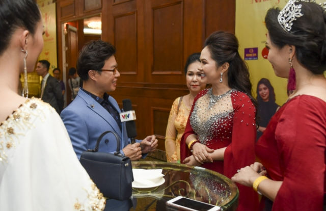 """Chương trình tôn vinh """"Nữ Hoàng thương hiệu Việt Nam"""" không phải là cuộc thi sắc đẹp"""