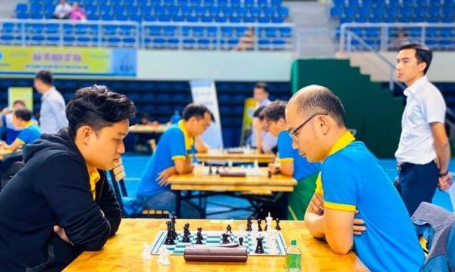 Hướng tới SEA Games 31: Khởi tranh giải vô địch cờ đấu thủ mạnh