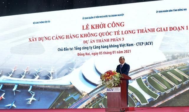 """Sân bay quốc tế Long Thành: """"Top 16 dự án sân bay được mong chờ nhất thế giới"""""""