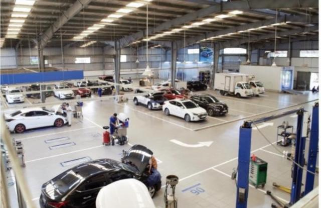 Hyundai Tây Đô: Nhiều khuyến mãi dịch vụ, ưu đãi mùa dịch