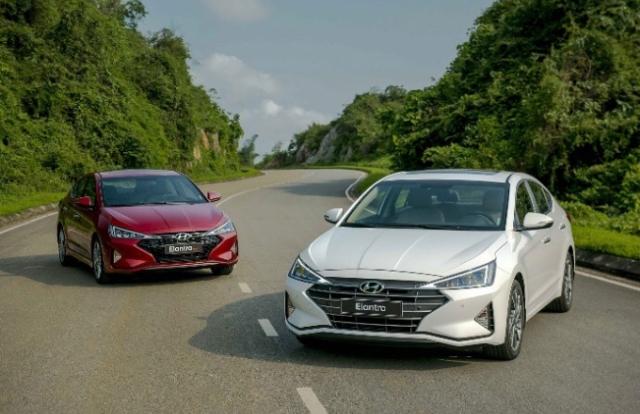 Cùng Hyundai Elantra tăng tốc tới tương lai