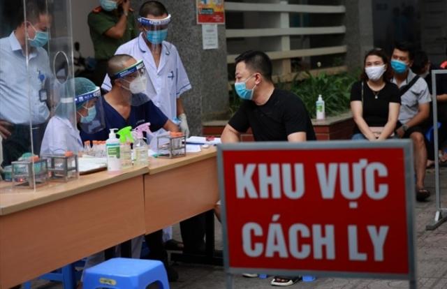 Tối 14/8 Việt Nam ghi nhận thêm 9.716 ca mắc COVID-19, riêng TP.HCM 4.231 ca