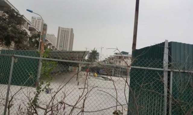 KĐT Tân Tây Đô: Đất quy hoạch bị chiếm dụng, nhiều công trình 'băm nát' quy hoạch?