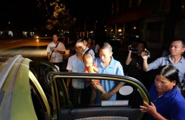 Hà Nội: Tài xế xích lô chở tôn làm chết cháu bé chính thức được tại ngoại