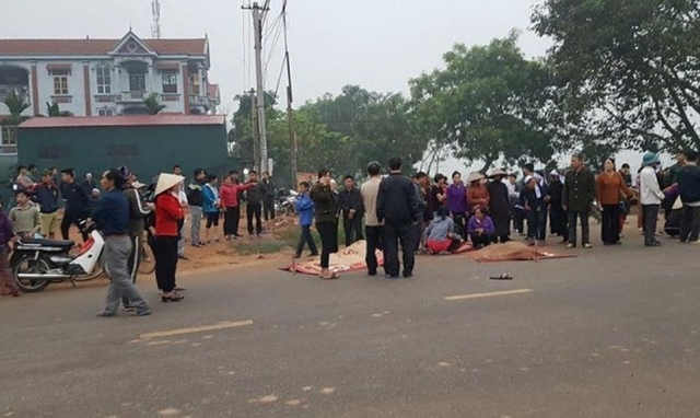 Khởi tố tài xế xe khách đâm vào đoàn người đưa tang, khiến 7 người chết