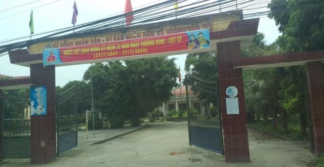 """Hà Nội: Dính hàng loạt sai phạm """"động trời"""", Chủ tịch UBND xã Hoàng Văn Thụ vẫn tại vị?"""