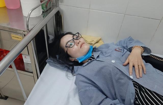 Hà Nội: Truy tìm đối tượng hành hung người phụ nữ giữa ban ngày phải nhập viện