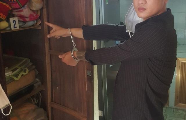 """Quảng Bình: Bắt giữ """"siêu trộm"""" tiền, vàng của nhà dân"""