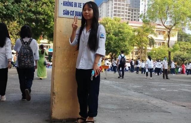 Hà Nội: Nữ sinh lớp 12 rời nhà lúc nửa đêm rồi mất tích