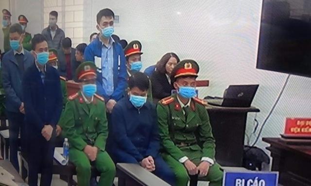 Cựu Chủ tịch UBND TP Hà Nội Nguyễn Đức Chung lĩnh án 5 năm tù