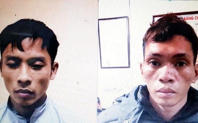 Hà Nội: Công an xã đi tuần phát hiện 2 đối tượng trộm xe SH