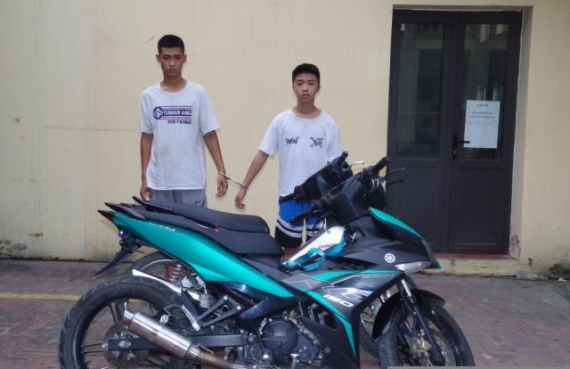 Bắc Ninh: Bắt 2 đối tượng cướp tài sản sau 48h gây án