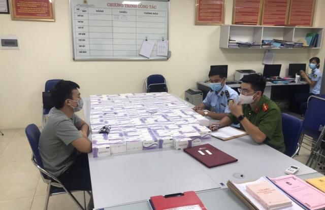 """Hà Nội: Liên tiếp phát hiện, bắt giữ số lượng lớn thiết bị y tế """"lậu"""""""