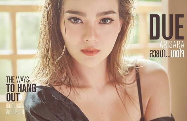 """Thiên thần sexy nhất Thái Lan khiến tạp chí Maxim """"cháy hàng"""""""