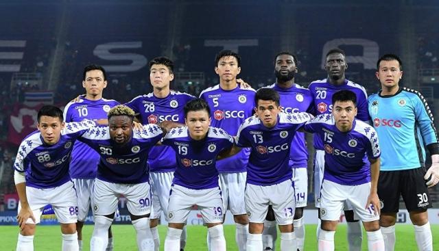 Hà Nội FC lập kỷ lục chưa từng có dù bị oại ở AFC Cup