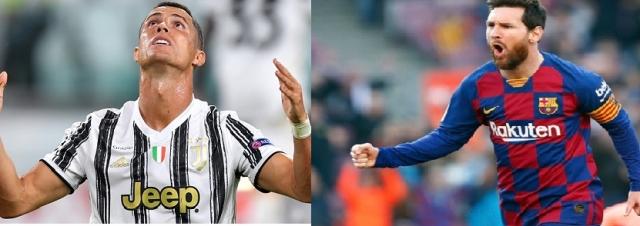 Messi, Ronaldo vắng mặt trong đề cử Tiền đạo hay nhất Cúp C1