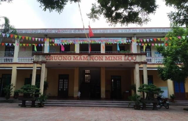 Thanh Hóa: Bắt đầu từ hôm nay học sinh các trường mầm non được nghỉ học