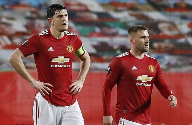 Dù gặp chấn thương Maguire vẫn xuất hiện trong danh sách dự CK Europa League của M.U