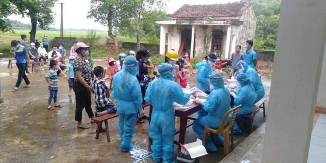 Thanh Hóa: Chủ tịch UBND xã Xuân Hồng bị tạm đình chỉ công tác để kiểm điểm trách nhiệm trong phòng, chống dịch
