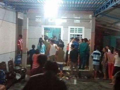 Thanh Hóa: Thanh niên bị chém tử vong khi đang ngồi ăn cơm