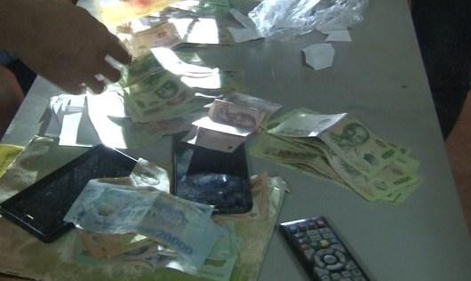 Huế: Hàng chục trinh sát bắt quả tang ổ đánh bạc