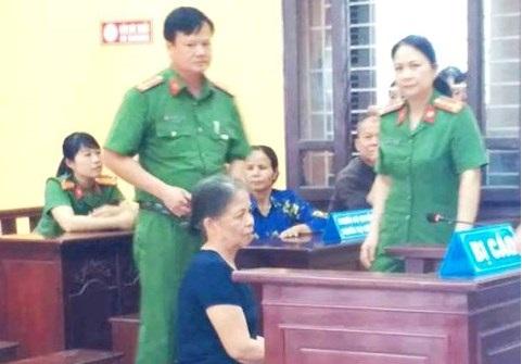 Tuyên án bà nội sát hại cháu gái 23 ngày tuổi chấn động Thanh Hóa
