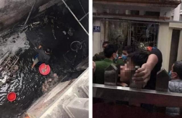 Căn nhà bỗng dưng phát nổ khiến 2 người tử vong