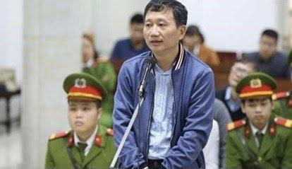 Ông Trịnh Xuân Thanh sẽ hầu toà vào ngày 8/3 trong vụ mua biệt thự Tam Đảo