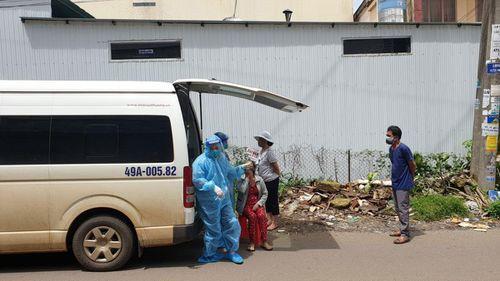 Tài xế ở Lâm Đồng làm lây lan dịch bệnh bị khởi tố để điều tra