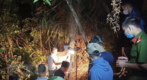 Lai Châu: Phát hiện thi thể phụ nữ tử vong trong rừng sâu