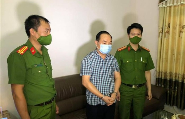 Chủ tịch HĐQT Công ty môi trường đô thị Tuyên Quang bị khởi tố tội gì?