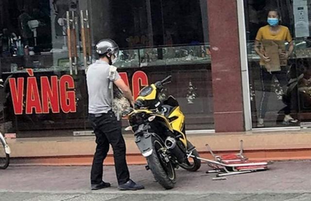 Cướp hiệu vàng ở Quảng Ninh: Đối tượng bị bắt khi vẫn giữ khẩu súng