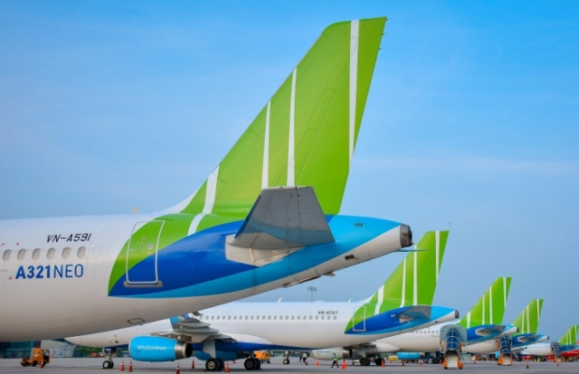 Bùng nổ ưu đãi Black Friday, Bamboo Airways tung hàng ngàn vé đồng giá 36.000 đồng