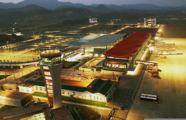 Đề xuất gia hạn đóng cửa tạm thời Cảng hàng không quốc tế Vân Đồn