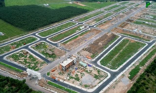 Giá nhà ở riêng lẻ, đất nền nhiều khu vực tăng 20-50% do đầu tư phát triển hạ tầng