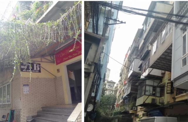 Dấu hiệu cho thuê tài sản công trái phép tại quận Ba Đình: Đề nghị cơ quan Công an vào cuộc