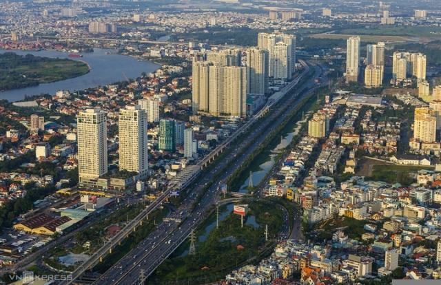 Sau đại dịch COVID-19, bất động sản có suy thoái