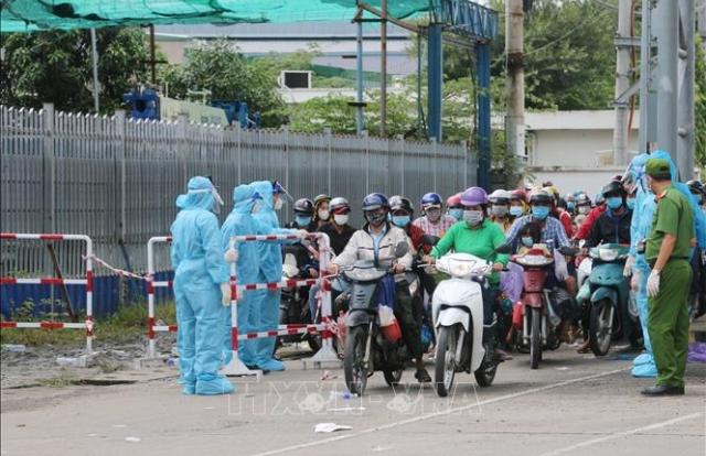 Lịch trình di chuyển đường dài phức tạp của ca mắc tại Phú Thọ trở về từ Long An
