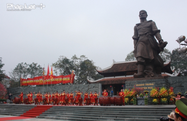 Hoạt động hướng tới kỷ niệm 230 năm chiến thắng Ngọc Hồi - Đống Đa