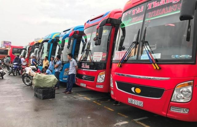 Hà Nội tăng cường gần 3.200 lượt xe khách trong hai dịp nghỉ Tết