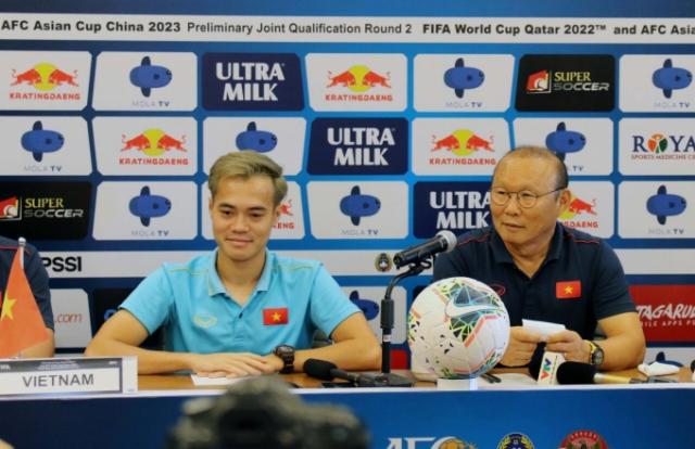 ĐT Việt Nam hướng đến mục tiêu chiến thắng trước đối thủ Indonesia