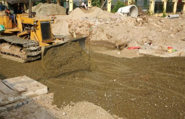 Bảo Quân trúng gói thầu xây dựng trường học 60 tỷ tại Vĩnh Phúc
