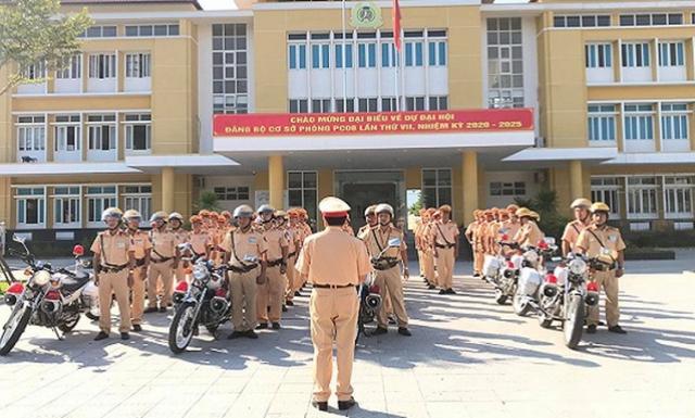 Ra quân trấn áp tội phạm bảo đảm an ninh, trật tự cho kỳ Festival Huế 2020