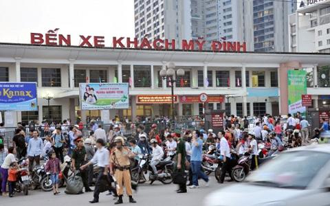 Hà Nội: Tăng cường đảm bảo trật tự an toàn giao thông dịp nghỉ Lễ Quốc khánh