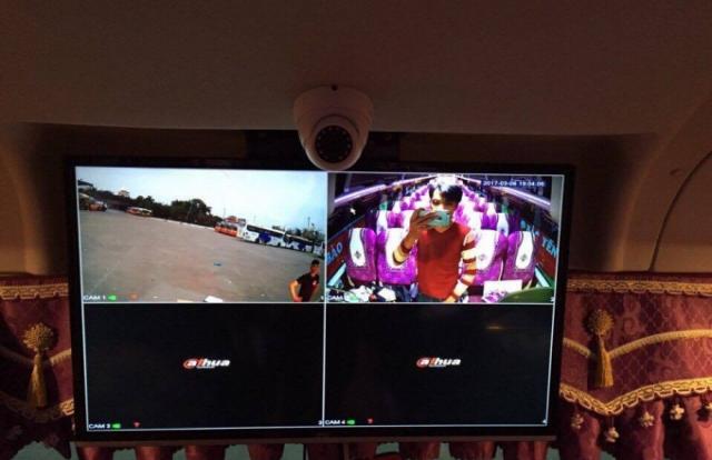 Xe khách không lắp camera giám sát hành trình có thể sẽ bị phạt tới 12 triệu đồng từ ngày 1/7