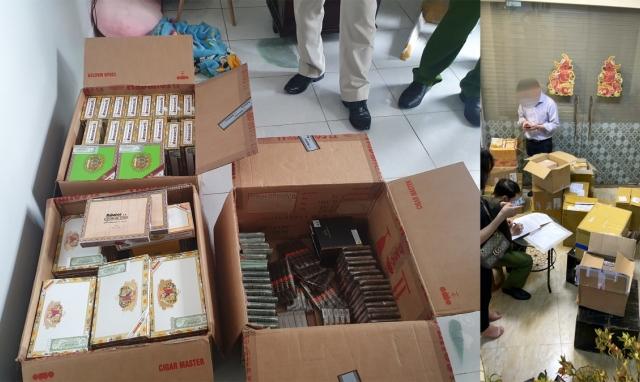 Cục Hàng không tăng cường chống buôn lậu xì gà