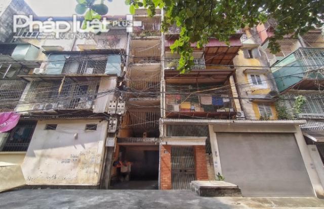 Nghị định mới về cải tạo, xây dựng lại nhà chung cư