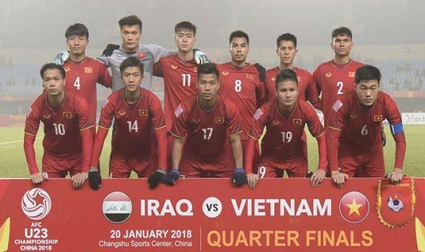 Hé lộ đội hình chính của U23 Việt Nam trong trận quyết đấu U23 Qatar