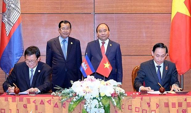 Việt Nam – Campuchia: Đạt nhiều kết quả trong công tác phân giới cắm mốc